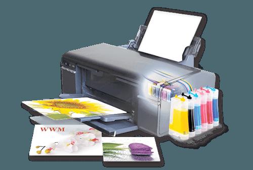 Настройка принтеров и факсов в Салавате